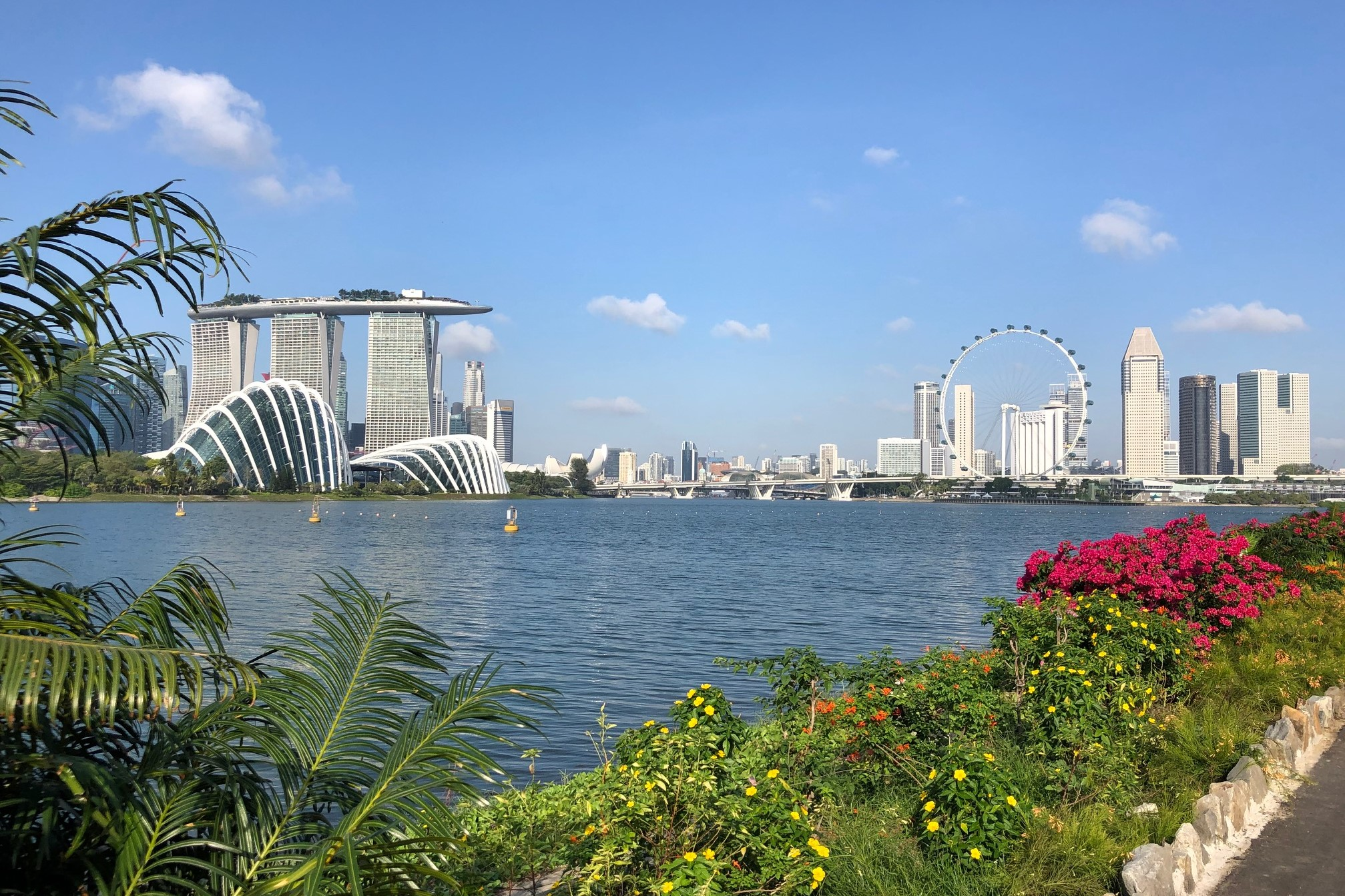 Marina Bay East